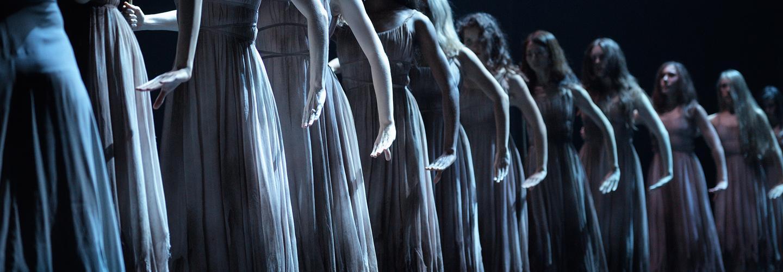 1 English National Ballet in Akram Khan's Giselle © Laurent Liotardo (1)