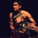"""I Am Ravana""- 5 min with the artistic director of Saraswati Mahavidhalaya"