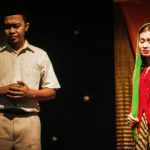 What is Bangsawan Theatre?