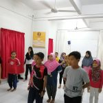 Welcoming Dance Class at Seri Tioman PPR