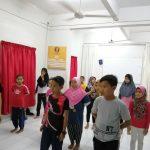 Welcoming Dance Class at Seri Tioman PPR