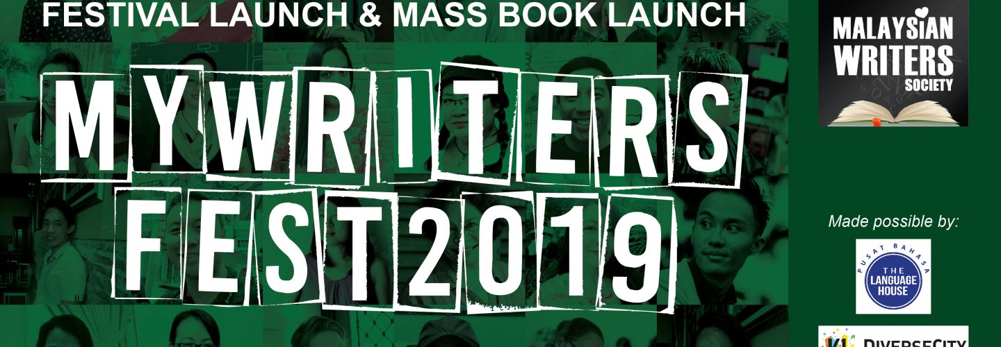 #MYWritersFest2019 - Soft Launch Promo - FB Event Page Timeline 02-01