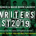 #MYWritersFest2019 Launch