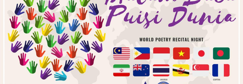 Malam Baca Puisi Dunia – World Poetry Recital NIght