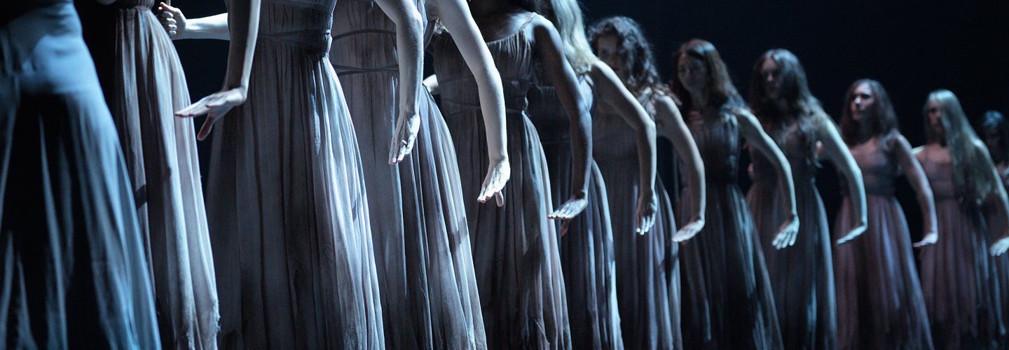 1 English National Ballet in Akram Khan's Giselle © Laurent Liotardo (1)
