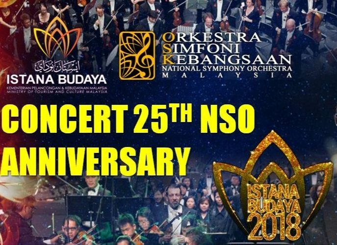 National Symphony Orchestra 25th Anniversary