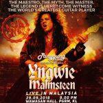 Yngwie Malmsteen Live in Malaysia