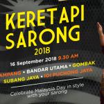Keretapi Sarong 2018